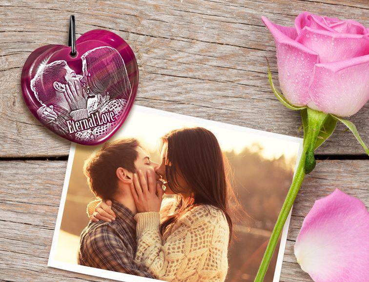 Romantische Liebesgeschenke