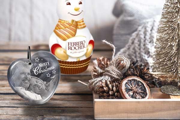 Individuelle Weihnachtsgeschenke für Männer, mit Gravur personalisiert