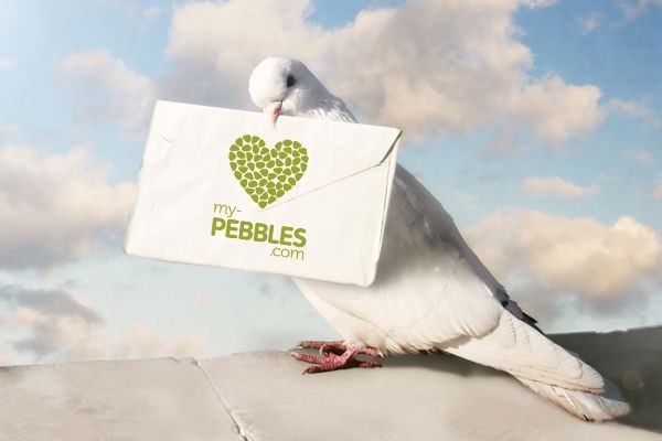 My Pebbles Blog gestartet