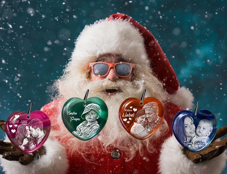 Persönliche Weihnachtsgeschenke