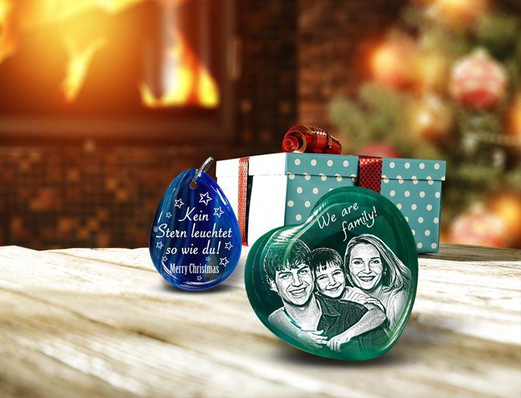 Persönliches Weihnachtsgeschenk für Eltern