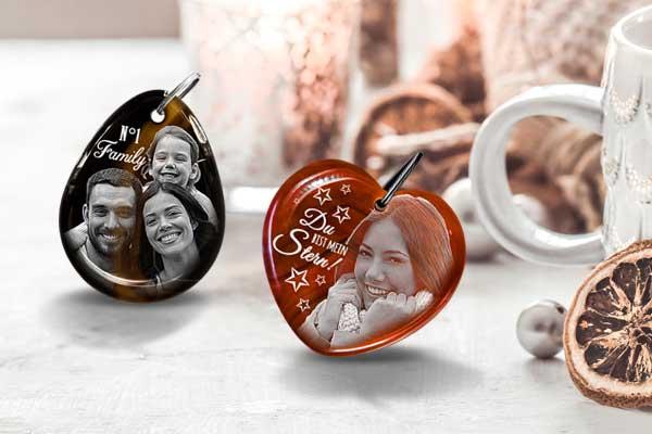 Weihnachtsgeschenke mit Gravur - die schönsten Weihnachtsgeschenke