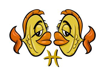 Sternzeichen-Fische