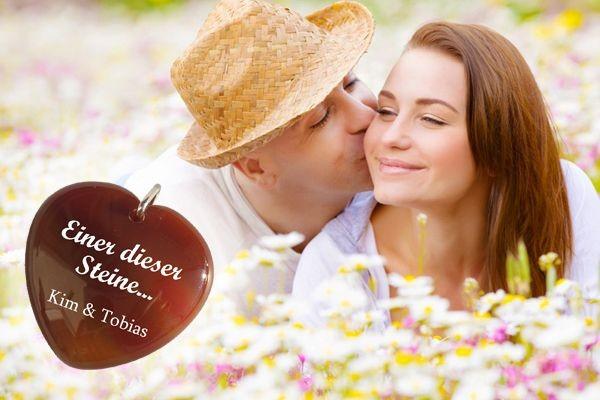 Romantische Geschenkidee für den Frühling - Geschenke mit Gravur als romantische Ideen My-Pebbles.com