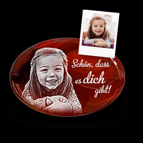 Personalisierter Edelstein zum Muttertag