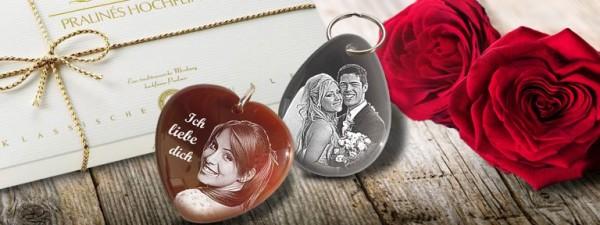 romantisches Valentinstagsgeschenk