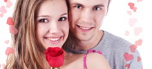 Geschenke zum Valentinstag mit Gravur für Sie & Ihn